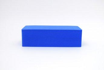 レンガ 60mm×95mm×210mm ブルー