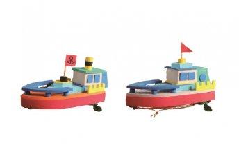 EVA工作キット男の子用A 船
