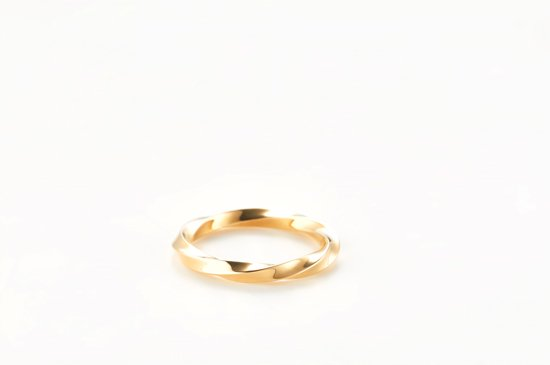running water crest ring