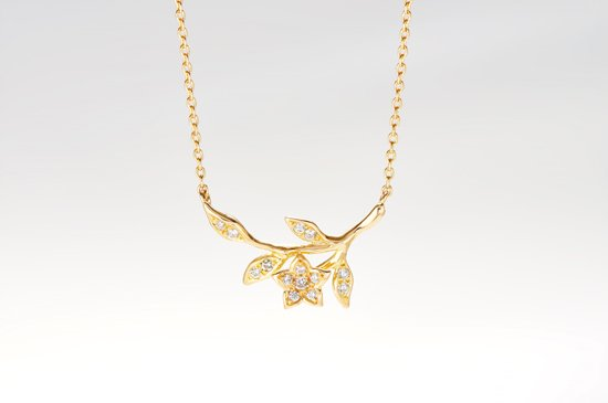 kikyo necklace