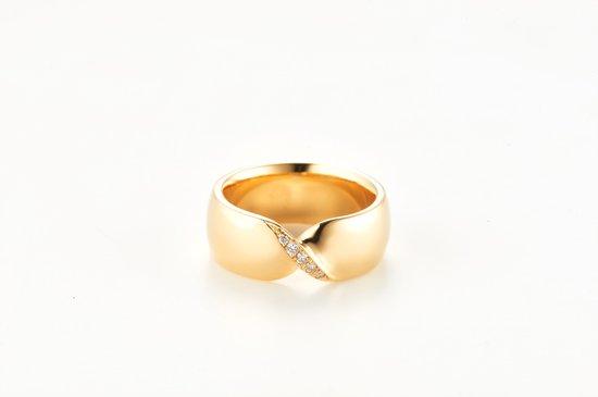 large rinne ring