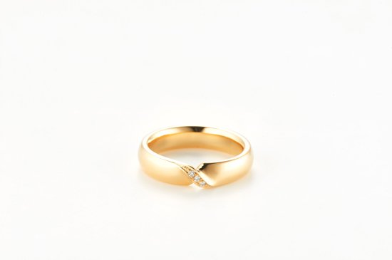 small rinne ring