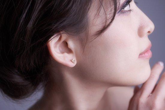 aoi pierced earring