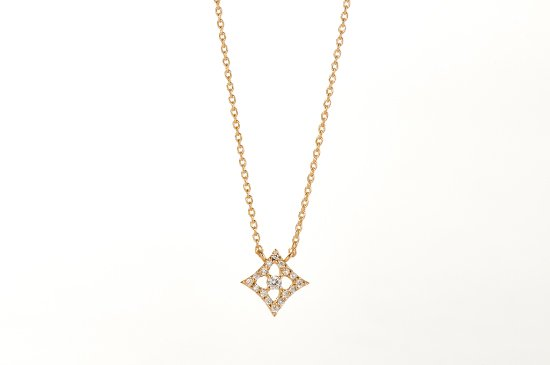 seven tressures necklace