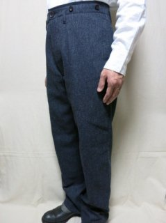 dapper's   V-Shaped Slit Classic Trousers LOT1099