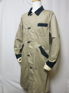 <img class='new_mark_img1' src='//img.shop-pro.jp/img/new/icons1.gif' style='border:none;display:inline;margin:0px;padding:0px;width:auto;' />Dapper's  Classical Front Hook Engineers Coat LOT1237