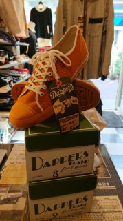 <img class='new_mark_img1' src='https://img.shop-pro.jp/img/new/icons1.gif' style='border:none;display:inline;margin:0px;padding:0px;width:auto;' />Dappers Brand Canvas Sneakers Type Low Cut LOT1403