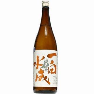 【日本酒】一白水成 純米吟醸 酒未来 1800ml