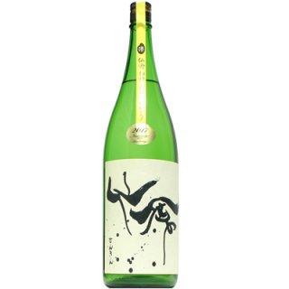 【日本酒】仙禽 初槽 直汲み なかどり 生 1800ml