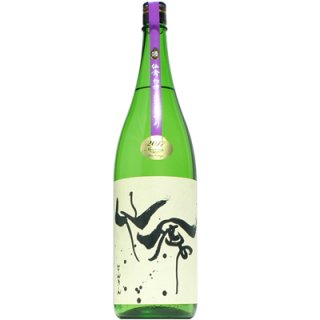 【日本酒】仙禽 初槽 直汲み せめ 生 1800ml