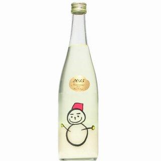 【日本酒】仙禽 しぼりたて活性にごり 雪だるま 生 720ml