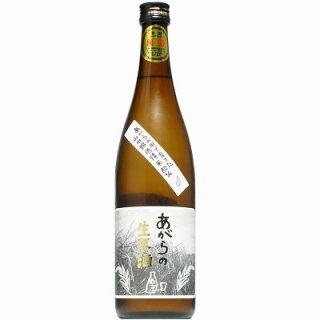 【日本酒】紀土 純米 あがらの生原酒 720ml