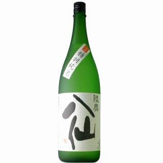 【日本酒】陸奥八仙 特別純米 1800ml