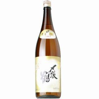 【日本酒】〆張鶴 吟醸 特撰 1800ml【店頭限定】