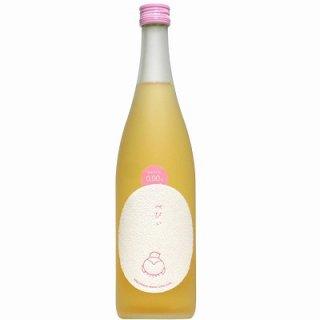 【和りきゅーる】べびぃ 鶴梅 720ml【ノンアルコール梅酒】