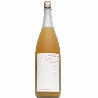 【和りきゅーる】鶴梅 完熟 にごり 1800ml【梅酒】