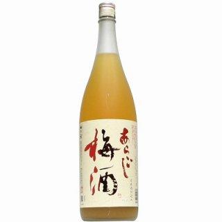 【和りきゅーる】梅乃宿 あらごし梅酒 1800ml【梅酒】
