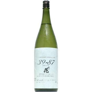 【日本酒】佐久乃花 純米吟醸 39-87 (リンゴ酸高生産性酵母) 1800ml