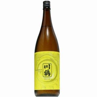 【日本酒】川鶴 純米吟醸 原酒 1800ml