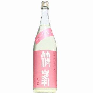 【日本酒】篠峯 ろくまる 雄町 うすにごり 生 1800ml