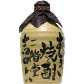 【麦焼酎】二階堂 吉四六 壷 720ml