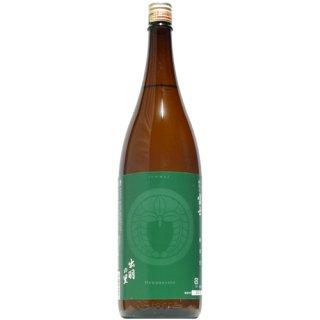 【日本酒】松嶺の富士 家紋ラベル 純米 出羽の里 1800ml