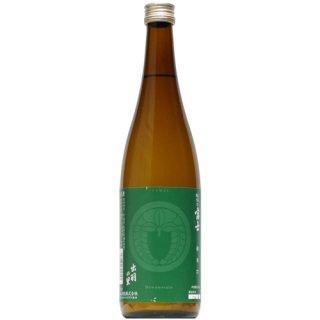 【日本酒】松嶺の富士 家紋ラベル 純米 出羽の里 720ml