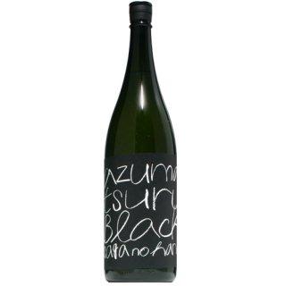 【日本酒】東鶴 純米吟醸 BLACK 生 1800ml(黒麹仕込み)