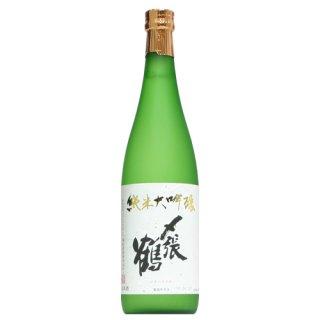 【日本酒】〆張鶴 純米大吟醸 白ラベル 720ml【店頭限定】