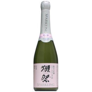 【日本酒】獺祭 純米大吟醸 スパークリング45 720ml(発泡にごり酒)