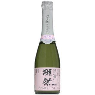 【日本酒】獺祭 純米大吟醸 スパークリング45 360ml(発泡にごり酒)