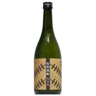 【日本酒】萩乃露 短稈渡船 八十八 純米酒 720ml
