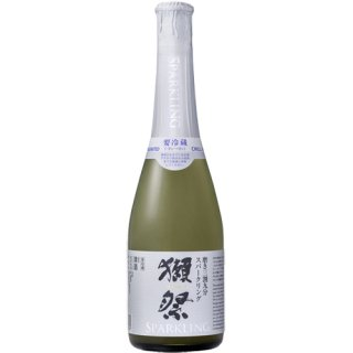 【日本酒】獺祭 純米大吟醸 磨き三割九分 スパークリング 生 720ml
