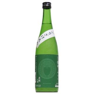 【日本酒】松嶺の富士 家紋ラベル 純米 出羽の里 にごり 720ml