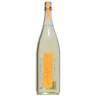 【日本酒】にいだしぜんしゅ 秋あがり 純米酒 1800ml【予約販売】10月上旬入荷予定