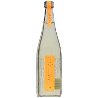 【日本酒】にいだしぜんしゅ 秋あがり 純米酒 720ml【予約販売】10月上旬入荷予定