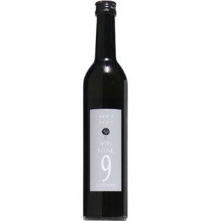【日本酒】御前酒 9NINE ひやおろし ブラックボトル 菩提もと純米 500ml