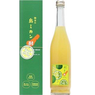 【和りきゅーる】朝日の島ミカン酎 500ml
