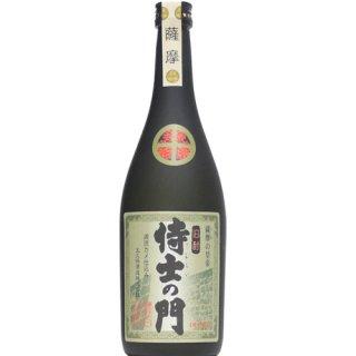 【芋焼酎】侍士の門 720ml