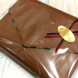 K様*封筒型B6手帳カバー