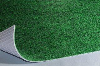 ラバーパンチカーペット/グリーン/20m巻
