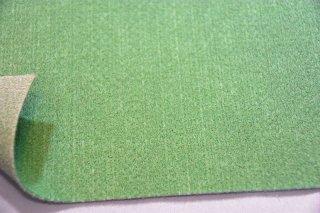 ディスプレイカーペット/ホワイトグリーン/30m巻