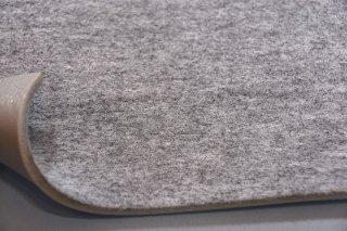 PUFパンチカーペット/ホワイトシルバー/幅91cm カット販売