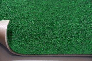 PUFパンチカーペット/ダークグリーン/幅182cm カット販売