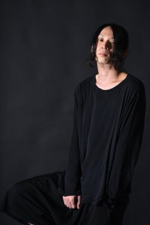 The Queen of cotton Cut Sew 01 black