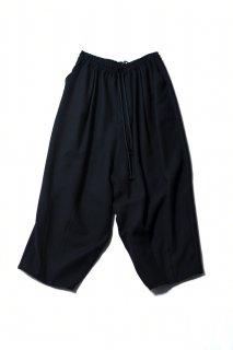 Wool Cocoon Pants