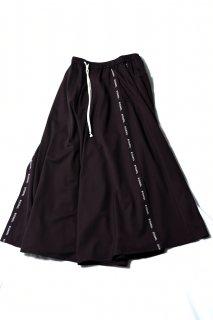 Wool Gabardine Liberty Line Pants brown