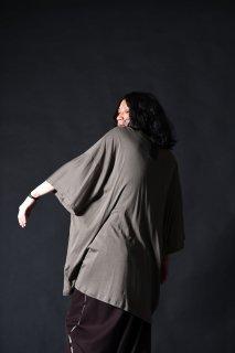The Queen of cotton Tag Big Cut Sew khaki