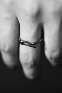 Hand Craft Stainless Ring 01