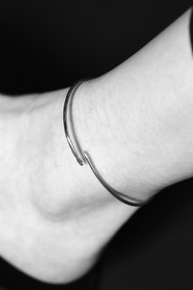 Hand Craft Stainless Anklet 02